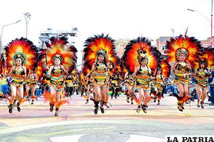 Gobierno Municipal ya piensa en el Carnaval de Oruro 2018 /Archivo