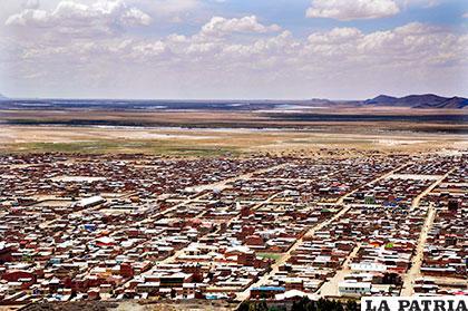 Inversores ven las bondades que ofrece Oruro para ejecutar megaproyectos