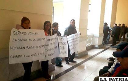 Médicos suspenden el paro de 72 horas tras fallo