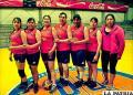 Estrella Roja sorprende y derrota a Casegural en el Maxibásquet Oruro