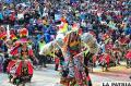Unesco no daría dinero al Carnaval de Oruro de manera directa /Archivo