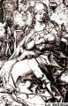 La Divina Madre y sus cinco aspectos