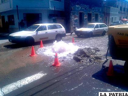 Uno de los hechos registrados en la Potosí y Cochabamba /Archivo
