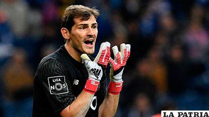 Iker Casillas cosecha su primer título en Portugal con el Oporto
