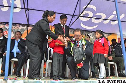 Aprehenden al Alcalde de Oruro