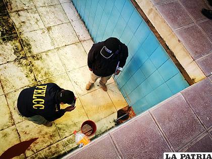 El incidente ocurrió en la piscina de Capachos