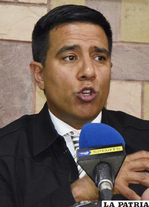 César Farías /APG