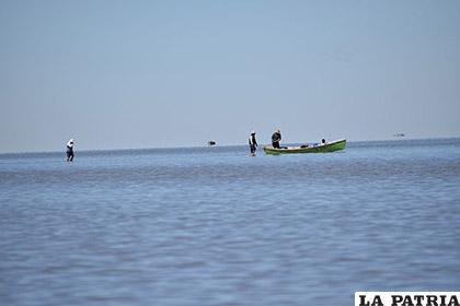 Cuenca Poopó, principal aportante para el lago que lleva el mismo nombre