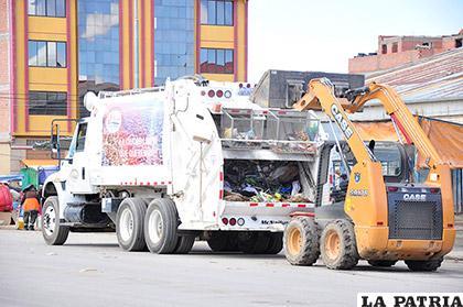 Los sectores periurbanos ya contarán con el servicio de recojo de basura de manera formal /Archivo