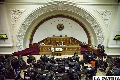 Maduro tiene al parlamento venezolano en contra /Diario Las Américas