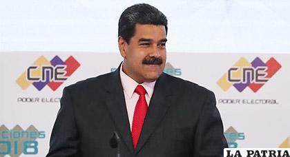 Maduro invitó a todos al Palacio presidencial de Miraflores /Eldiario.es