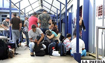 La gran mayoría de venezolanos llegados a Perú permanece en el país con la calidad migratoria de turista