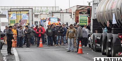 Ya son 132 puntos desbloqueados en las carreteras del país por el Ejército y la Policía