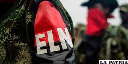 La Fiscalía de Colombia imputó a varios líderes de la guerrilla (ELN) /800Noticias