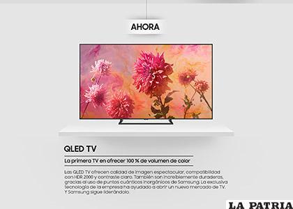 Los televisores Samsung han elevado el estándar continuamente en cuanto a calidad