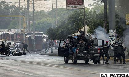 Son más de 40 días de crisis en Nicaragua que han dejado al menos 83 muertos /El Nuevo Diario