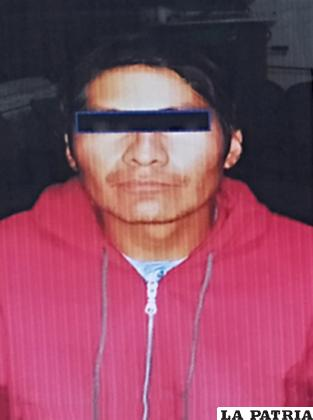 Esteban Chuquimia Vargas aprehendido por narcotráfico /LA PATRIA