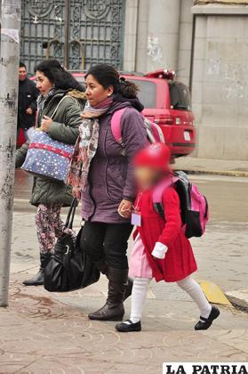El año pasado el horario de invierno entró en vigencia a mediados de mayo/ LA PATRIA ARCHIVO