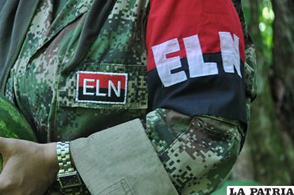 Casi la mitad de los guerrilleros del Ejército de Liberación Nacional (ELN) se encuentran en Venezuela /EL NUEVO DIARIO