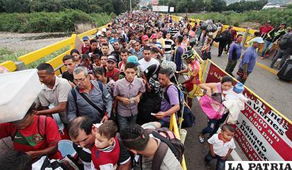 Según las Naciones Unidas, cerca de 3,7 millones de venezolanos han salido de su país /iberoeconomia.es