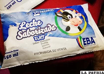 Todos los productos serán fortalecidos con vitaminas para evitar resfríos /LA PATRIA/ARCHIVO