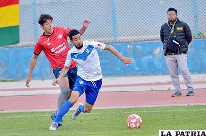 En la ida ganó Wilstermann (3-0) en Oruro el 10/03/2019 /Reynaldo Bellota/LA PATRIA