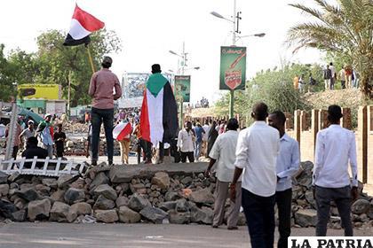 Las Fuerzas de Libertad y Cambio, la principal plataforma opositora, acusó a las Fuerzas de Apoyo Rápido del Ejército sudanés de