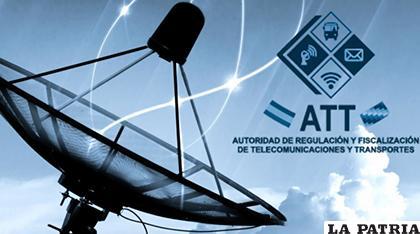 La ATT tendrá la capacidad de recaudar por sus servicios, 901 millones de  bolivianos este año /ATT