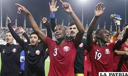 Los Cataríes pretenden realizar una buena campaña en la Copa América /amtv.pe