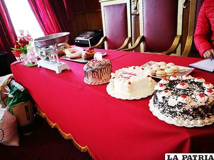 Las tortas serán vigiladas por personal de Defensa al Consumidor /LA PATRIA
