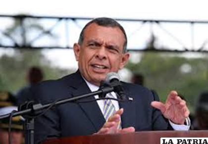 Expresidente de Honduras Porfirio Lobo /OPI