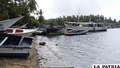 La embarcación con 35 personas, partió desde el estado de Sucre (Noroeste) hacia Trinidad y Tobago /Albertonews
