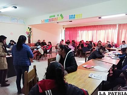 Sienten que sus derechos fueron vulnerados y piden la intervención del Ministerio de Trabajo /LA PATRIA /REFERENCIAL