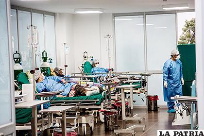 Villa Panamericana, habilitada para alojar a casos de Covid-19, en Lima /EFE