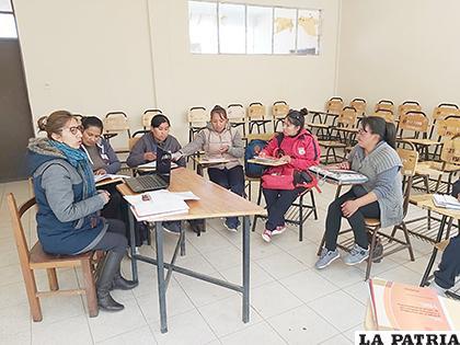 Muchos maestros se beneficiaron con el programa Profocom /PROFOCOM