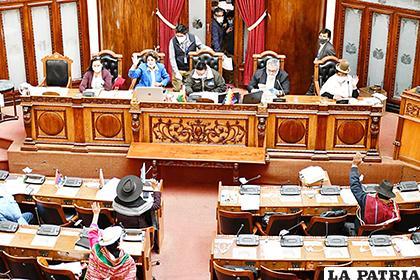 El documento fue aprobado por los legisladores  /PRENSA DIPUTADOS