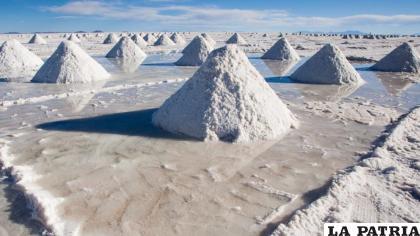 UTO nuevamente pone en agenda patentes sobre litio /boliviaenergialibre.com