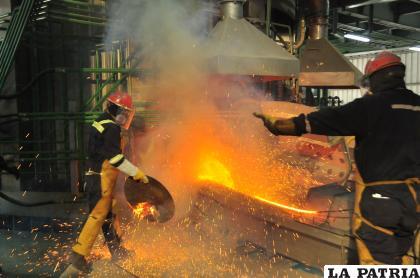 Es importante regularizar la producción en Vinto