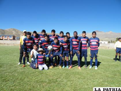 Challapata participará del torneo provincial con un seleccionado regional /RR.SS.