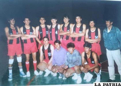 Un plantel de mucha tradición en el baloncesto nacional /LA PATRIA