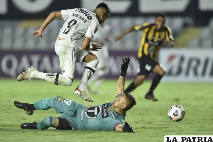 """En el partido de ida cayó el """"atigrado"""" por 5 goles a 0 /APG"""