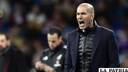 Es casi un hecho la salida de Zinedine Zidane del Real Madrid /90min.com