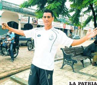 Juan Maraude es tentado por varios clubes del país
