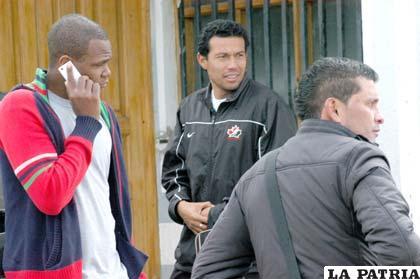 Fabricio Brandao y Marcos Paz quedaron al margen de San José, Joaquín Botero continúa en el equipo orureño