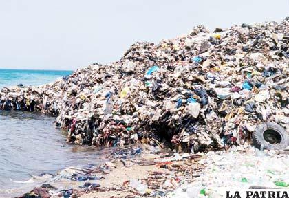 Resultado de imagen para impacto ambiental materiales No Biodegradables