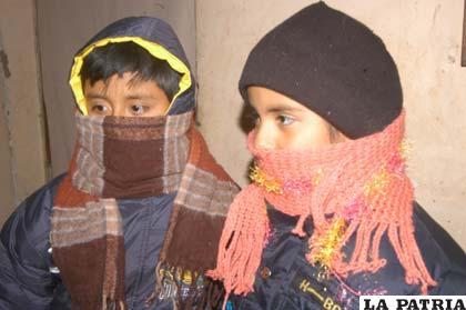El frío se sentirá más fuerte en los próximos días