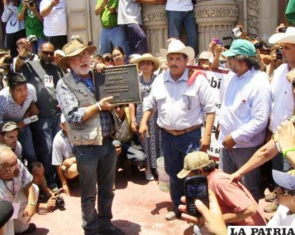 Grupos civiles firmaron un Pacto Ciudadano por la Paz con Justicia y Dignidad