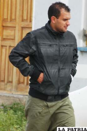 Bruno Juárez, fue marginado del equipo de San José