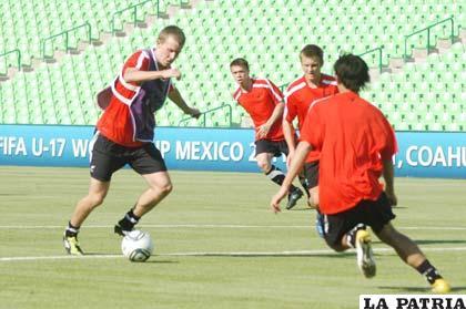 Selección juvenil de Nueva Zelanda
