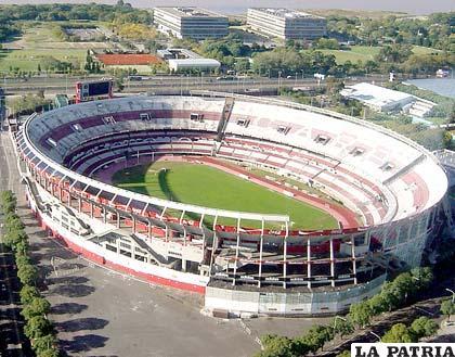 Una breve historia de los ocho estadios de la copa am rica for Puerta 27 estadio nacional